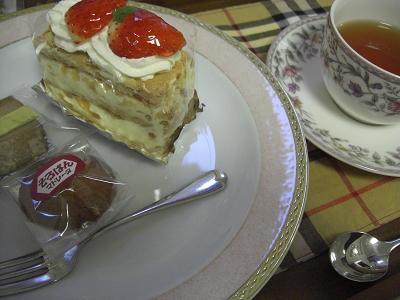 おやつケーキ