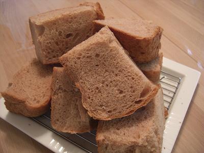 チョコソフト食パン