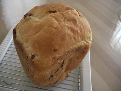 クランベリー食パン2