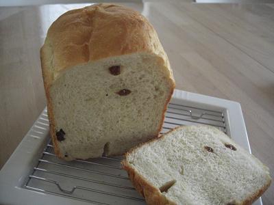 粉ミルクで食パン