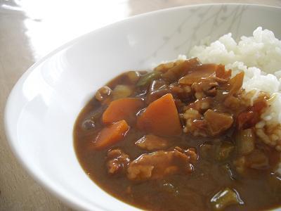 夏野菜カレー(大人用)