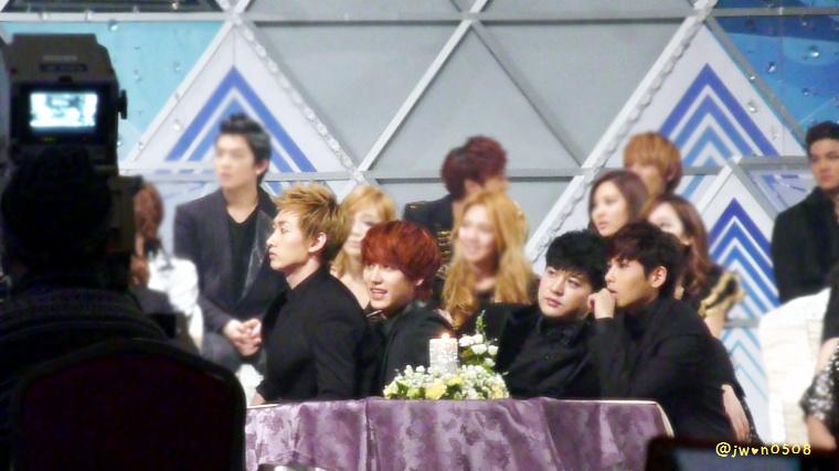 111229 SBS Gayo Daejeon (1)
