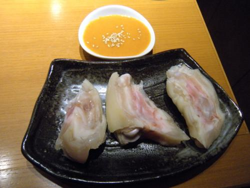 豚足350円
