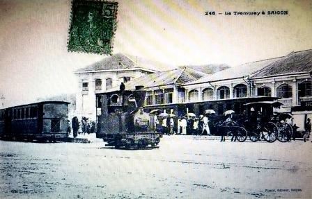 11  1906年サイゴン駅