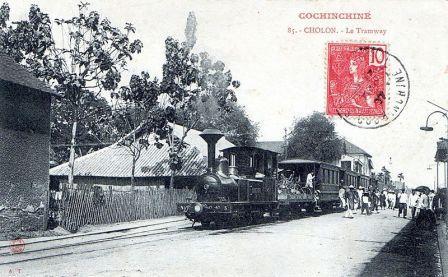 17  1897年チョロンの駅
