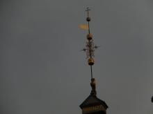 屋根の上1627