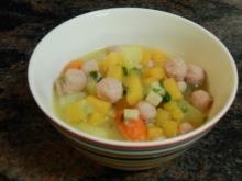 Sikonmakkaraスープ