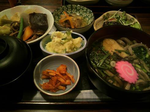 くさぶきの料理15