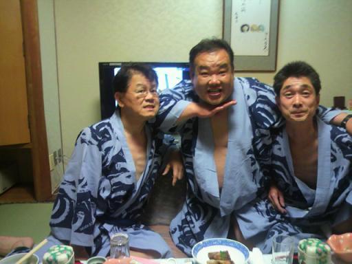 合宿5月25日宝荘ホテル