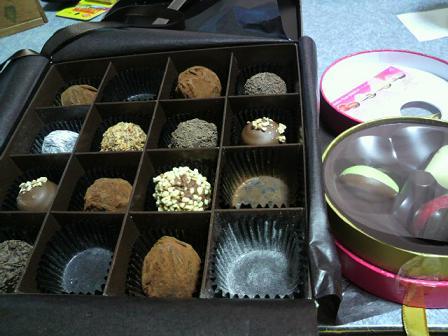 チョコレート70