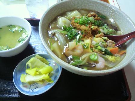 中華丼70