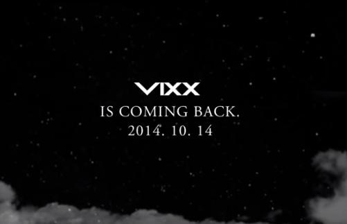 VIXX 2nd Mini Album 特別ティーザー公開!5