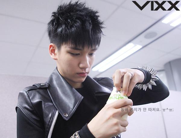 VIXX SUPER HERO ヒョギ