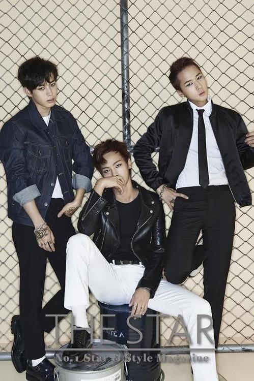 韓国雑誌 「THE STAR」 2014年11月 1