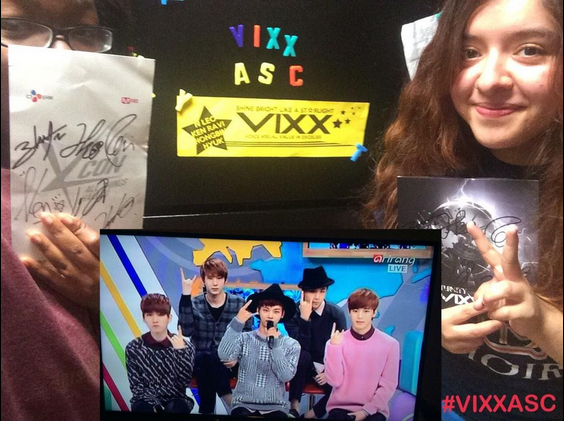 VIXX Error After School Club Ep111 Live on 141021 5