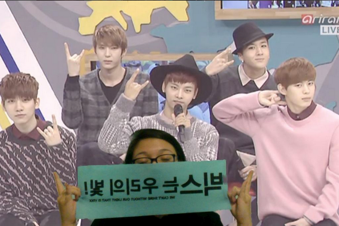 VIXX Error After School Club Ep111 Live on 141021 6