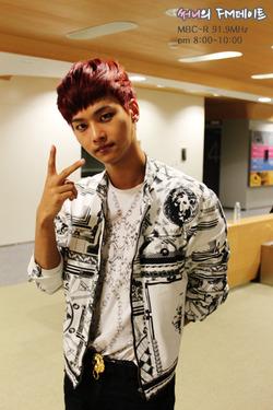 VIXX MBC FM4U Sunny Date FM 141102 7