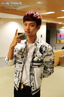 VIXX MBC FM4U Sunny Date FM 141102 8