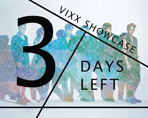 VIXX ショーケース シカゴ 3