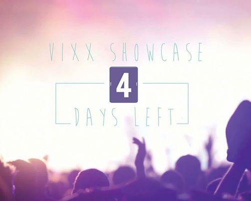 VIXX ショーケース シカゴ 4