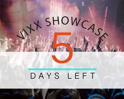 VIXX ショーケース シカゴ 5