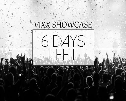 VIXX ショーケース シカゴ 6