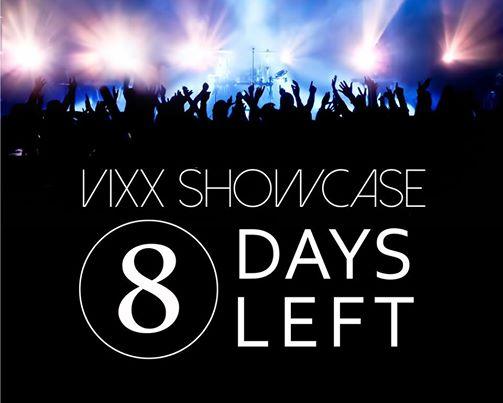 VIXX ショーケース シカゴ 8