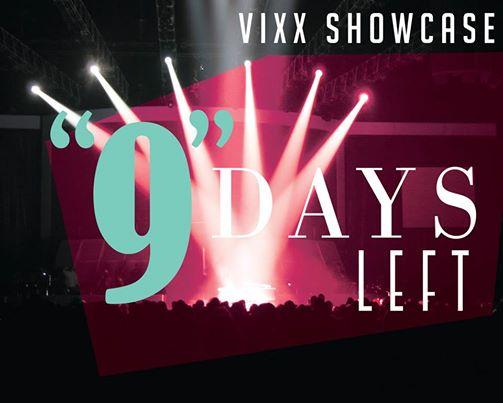VIXX ショーケース シカゴ 9