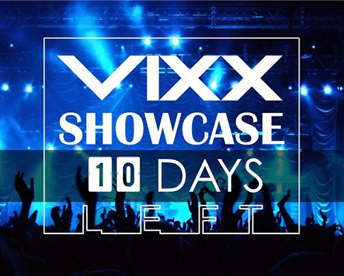 VIXX ショーケース シカゴ 10
