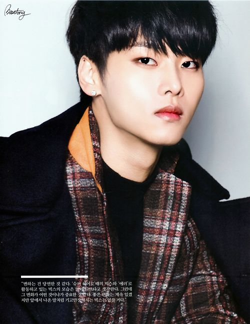 VIXX表紙10+asia star 12月号 4
