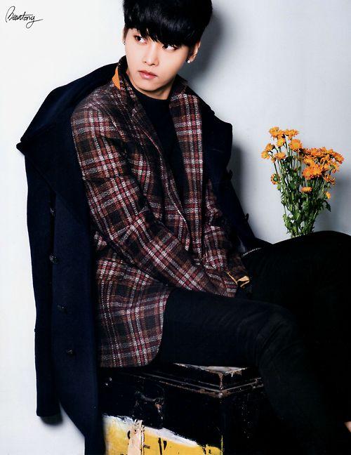 VIXX表紙10+asia star 12月号 5