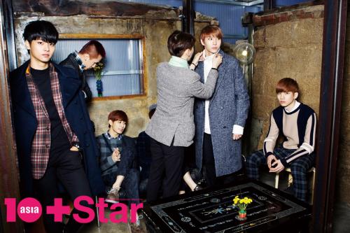 VIXX表紙10+asia star 12月号 3