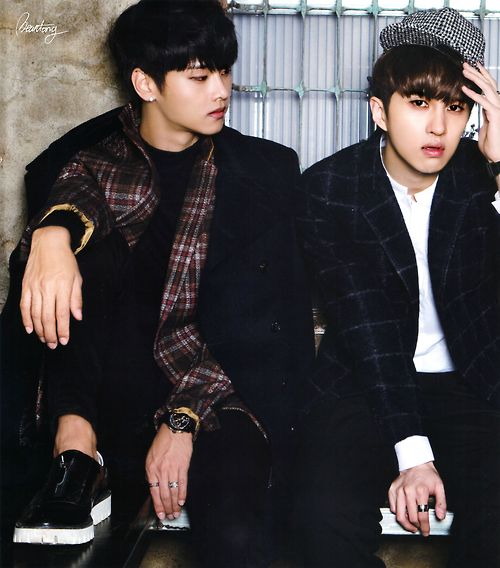 VIXX表紙10+asia star 12月号 13