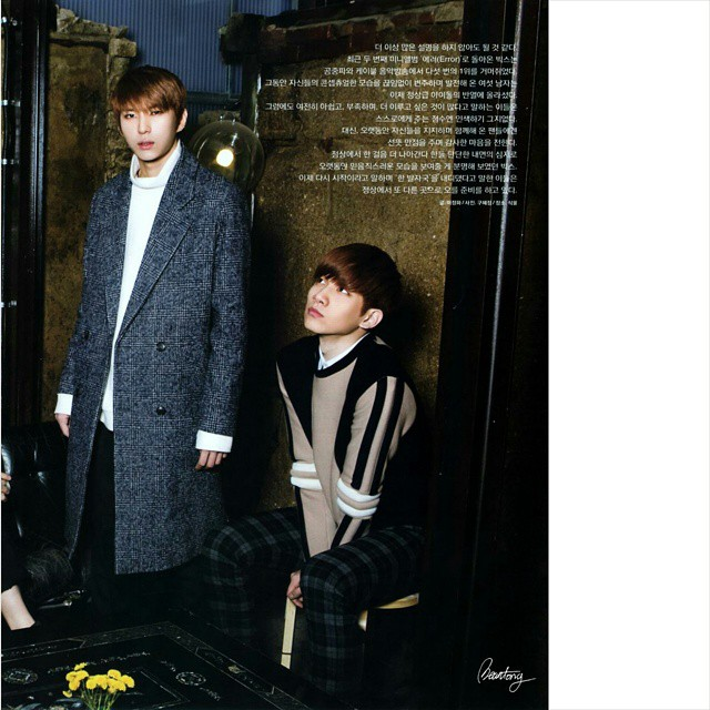 VIXX表紙10+asia star 12月号 16