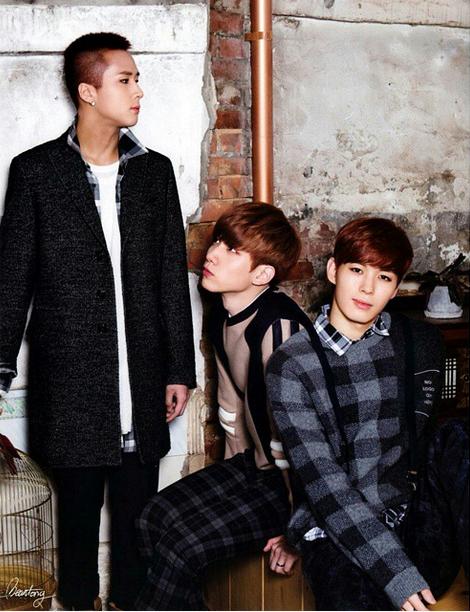 VIXX表紙10+asia star 12月号 18