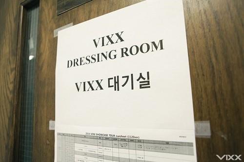 VIXX シカゴ NYC 12