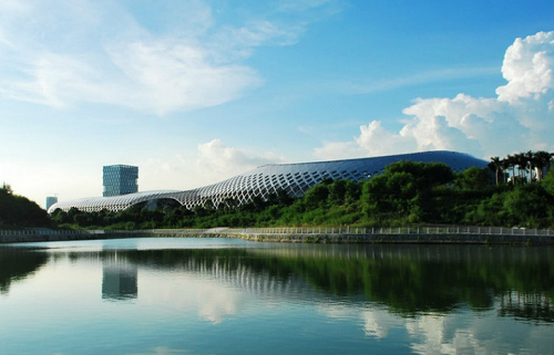 Shenzhen Bay sports center 3