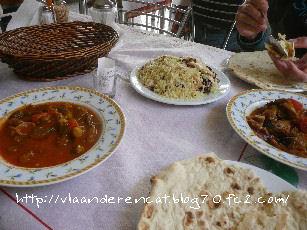 イラク料理