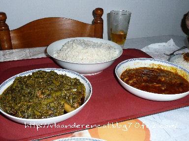 アフリカン料理