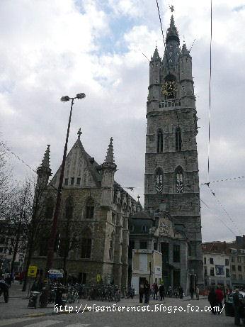 建物が中世だ