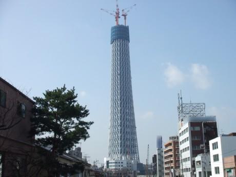 スカイツリー3回目(*´∀`)
