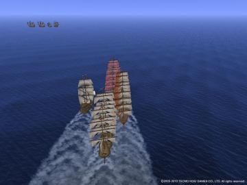 帆作り(10年5月)②
