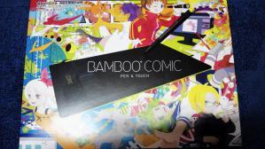BAMBOO comic
