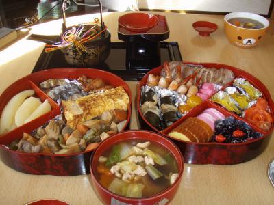 2011お節料理