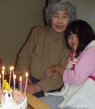 11歳お誕生日おめでとう