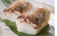 焼き秋刀魚寿司