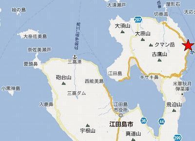 江田島地図2分割北(高須ノ浜)
