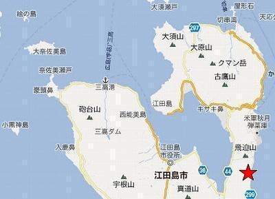 江田島地図2分割北(小方)