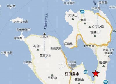 江田島地図2分割北(自動車学校)