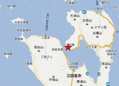 江田島地図2分割北(津久茂南)